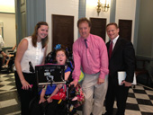 Disability Day at Legislative Hall Gallery