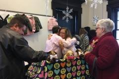 Photo of the 2017 Heart 2 Heart Hugs Event