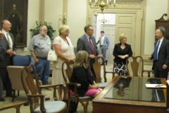Photo of Restraints and Seclusion Bill Signing, 2012